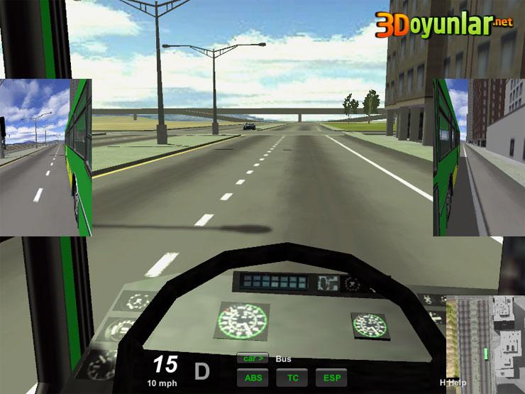3d oyunlar 3d araba 3d araba similasyonu oyunu