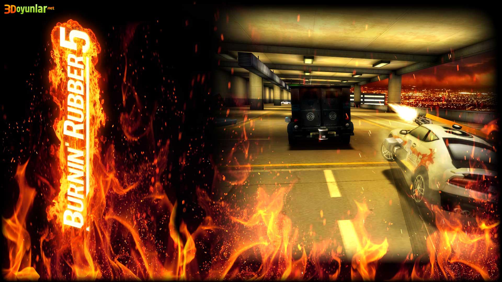 burn rubber 5