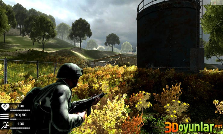 3D Oyunlar › 3D Online › Online Counter Strike Oyunu